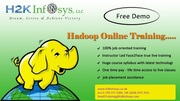 Big Data Online Training | Hadoop Online Training in UK, USA