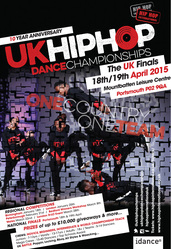 Hip Hop International Street Dance Competitions